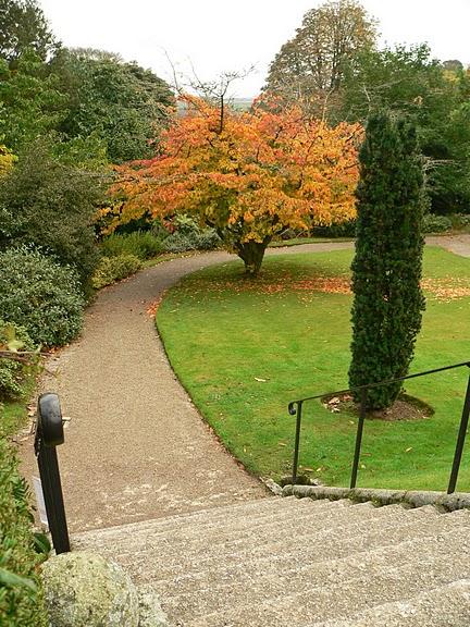 Замок Lanhydrock, графство Корнуолл. 84288