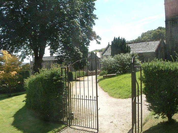 Замок Lanhydrock, графство Корнуолл. 89520