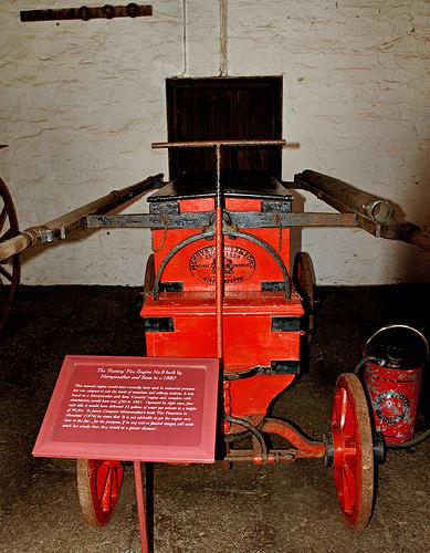 Замок Lanhydrock, графство Корнуолл. 79412