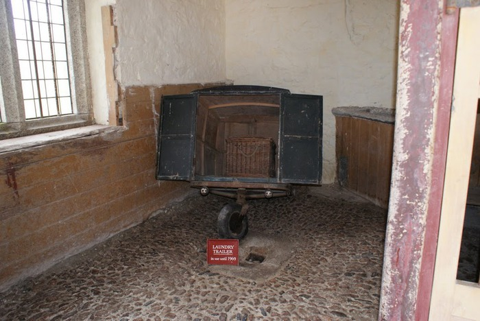 Замок Lanhydrock, графство Корнуолл. 52583