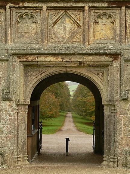 Замок Lanhydrock, графство Корнуолл. 12347