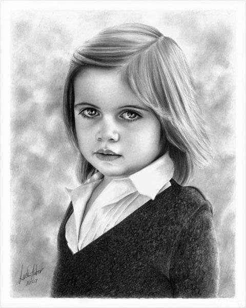 рисунки карандашом малышей: