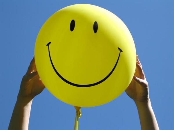 5 октября - флешмоб в честь Дня улыбки.
