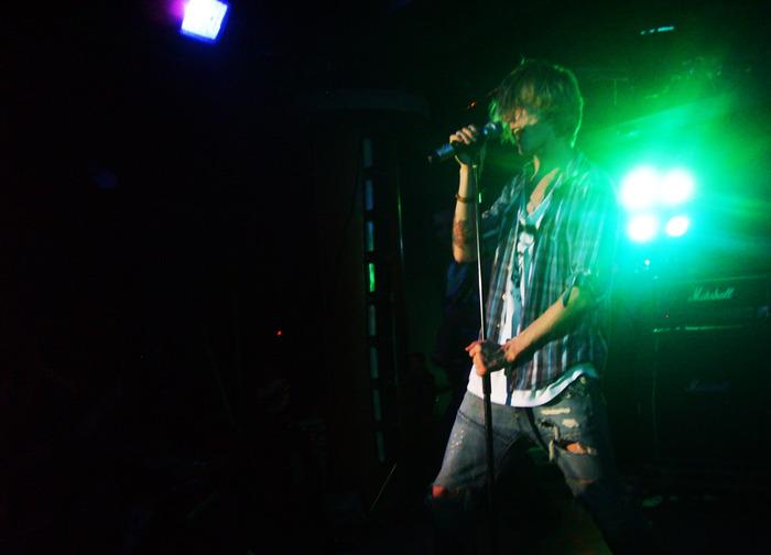 Концерт Jane Air в Одессе, в клубе Метроном, 7 апреля 2010