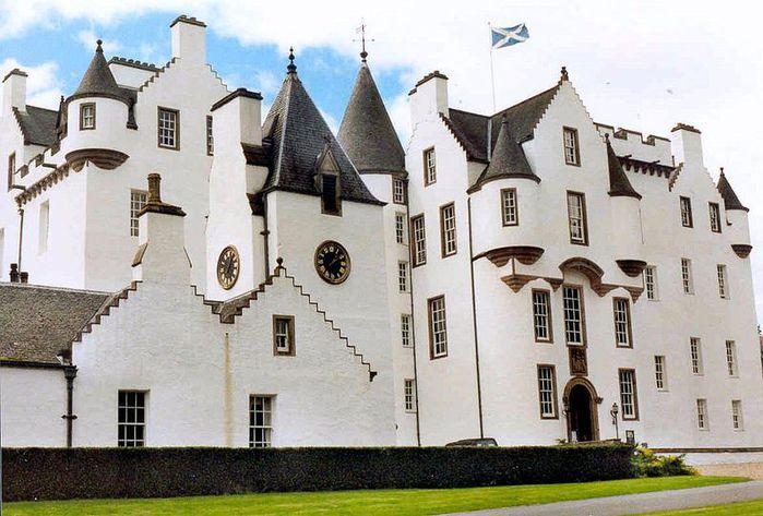 Шотландия - замок Блэр 64976