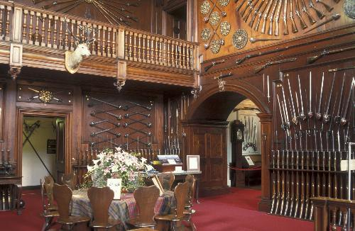 Шотландия - замок Блэр 97911