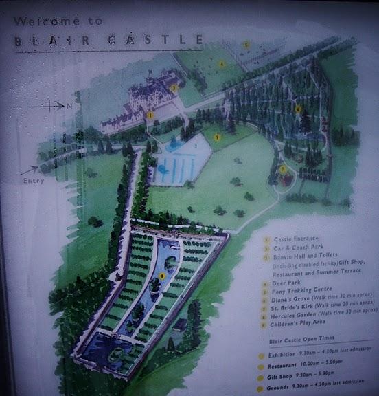 Шотландия - замок Блэр 55640