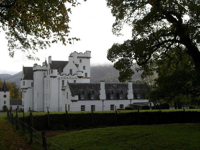 Шотландия - замок Блэр 61337