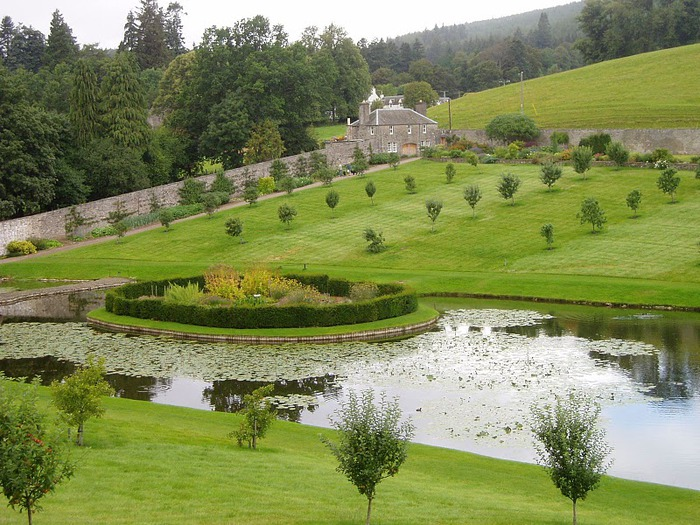 Шотландия - замок Блэр 42682