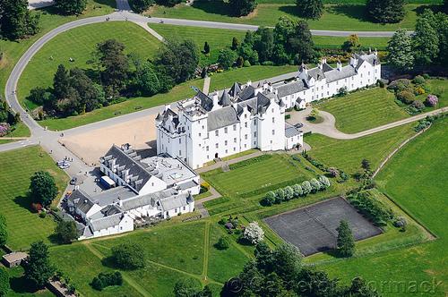 Шотландия - замок Блэр 20255