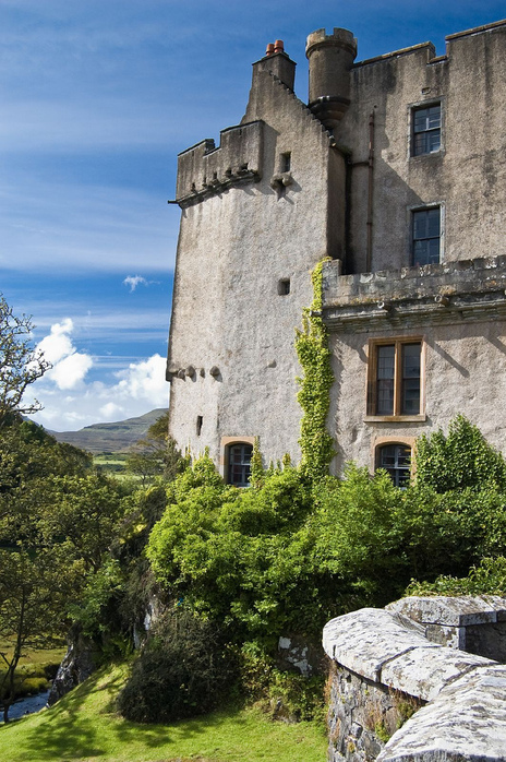 Замок Данвеган (Dunvegan castle) 88632