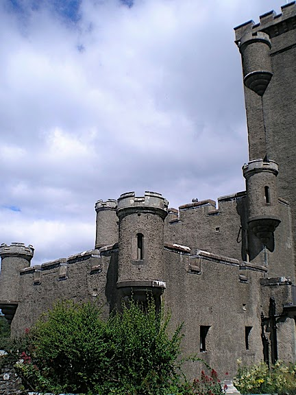 Замок Данвеган (Dunvegan castle) 81162