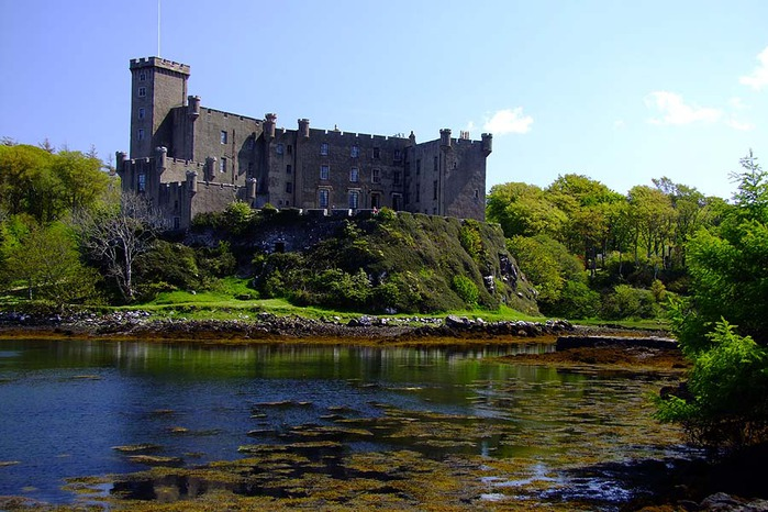 Замок Данвеган (Dunvegan castle) 95061