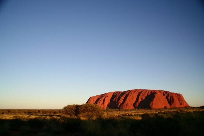 Королевский Каньон в Австралии 75450