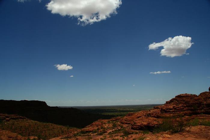 Королевский Каньон в Австралии 59513