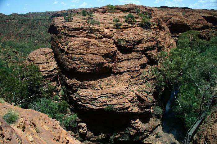 Королевский Каньон в Австралии 78473
