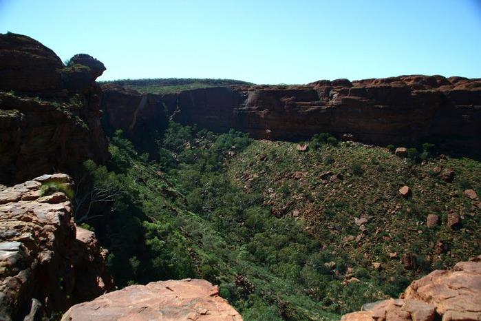 Королевский Каньон в Австралии 17148