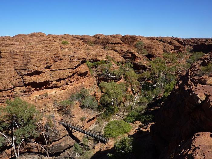 Королевский Каньон в Австралии 54961