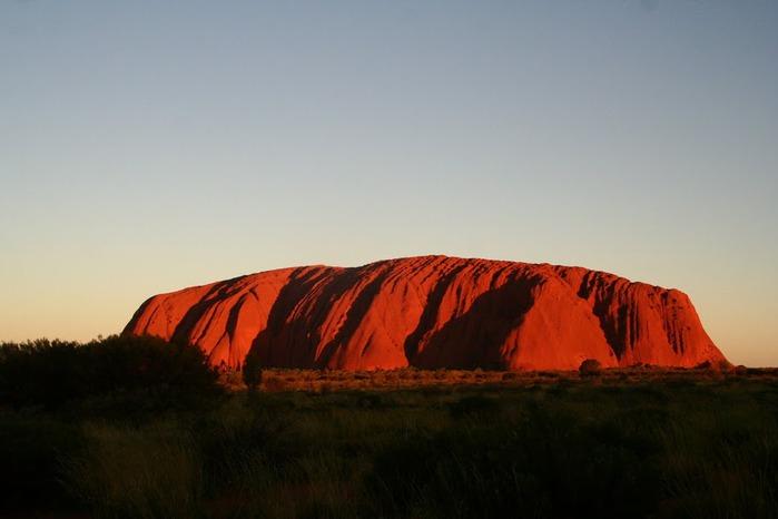 Королевский Каньон в Австралии 93209