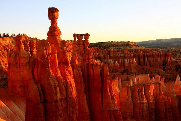 Национальный Парк Брайс Каньон (Bryce Canyon National Park, Utah) 95246