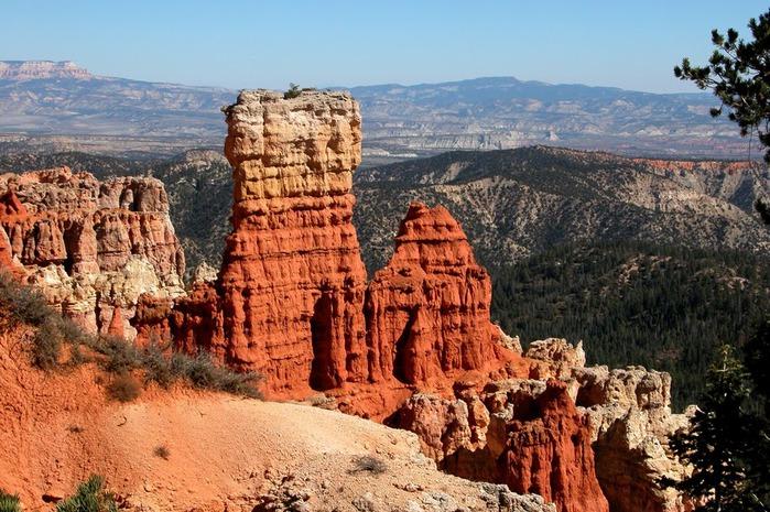 Национальный Парк Брайс Каньон (Bryce Canyon National Park, Utah) 77869