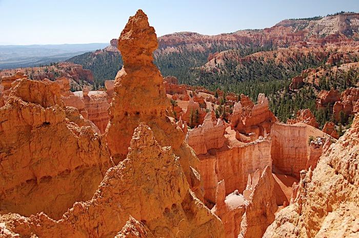 Национальный Парк Брайс Каньон (Bryce Canyon National Park, Utah) 57775