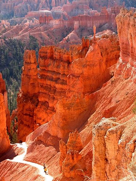Национальный Парк Брайс Каньон (Bryce Canyon National Park, Utah) 72777