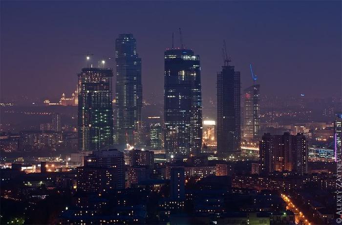 Фото московские окна