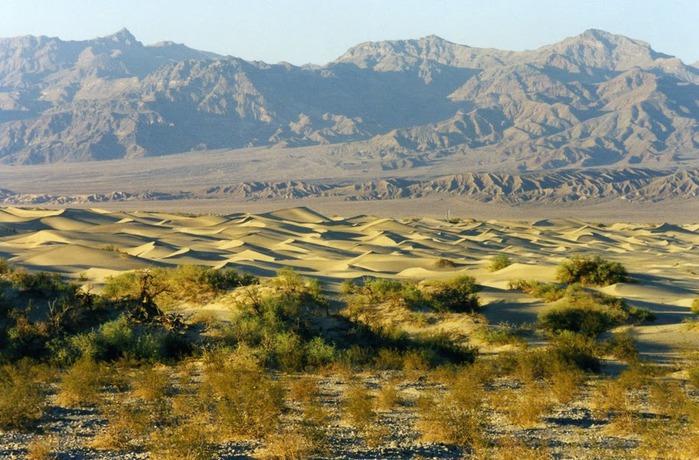 Национальный парк Долина Смерти | Death Valley National Park 69255