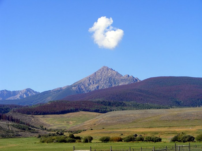 Национальный парк Rocky Mountain 83310