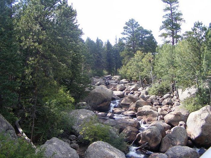 Национальный парк Rocky Mountain 75706