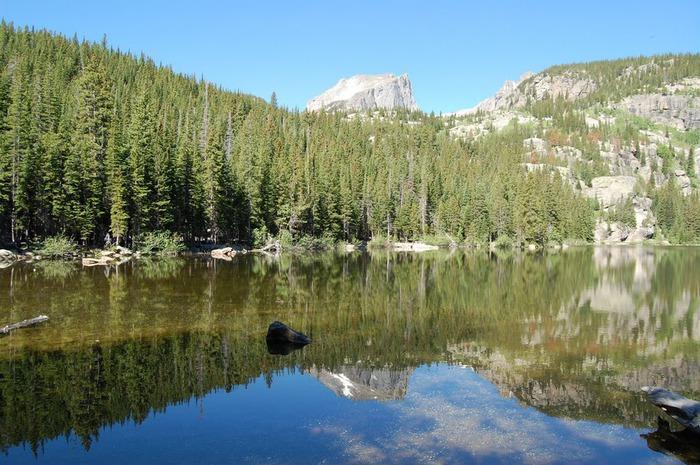 Национальный парк Rocky Mountain 60574