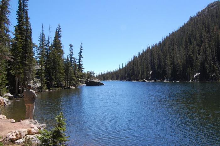Национальный парк Rocky Mountain 69248
