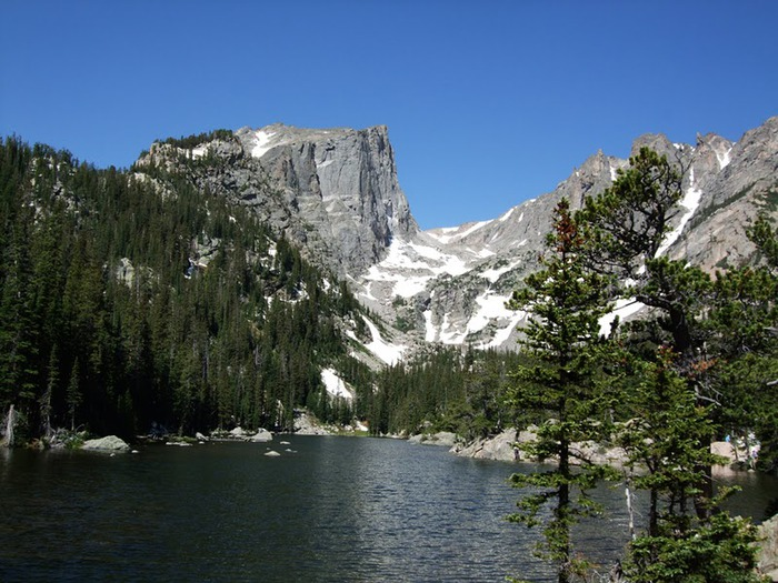 Национальный парк Rocky Mountain 17935