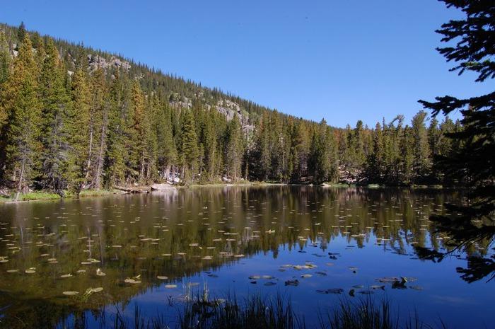 Национальный парк Rocky Mountain 18582