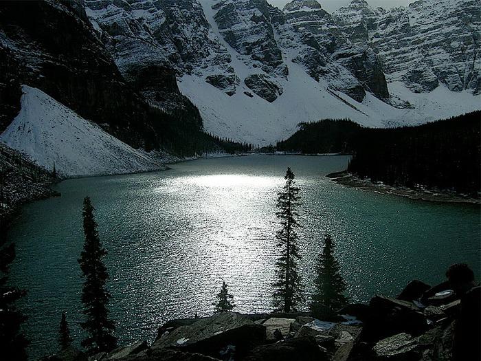 Национальный парк Rocky Mountain 32258