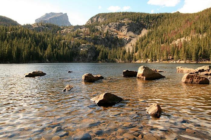 Национальный парк Rocky Mountain 53474