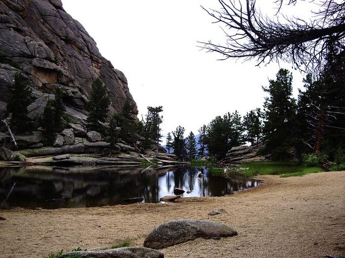 Национальный парк Rocky Mountain 32792