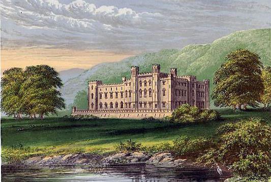 Замок Скоун (Scone Palace) 38105