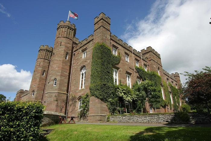 Замок Скоун (Scone Palace) 92289