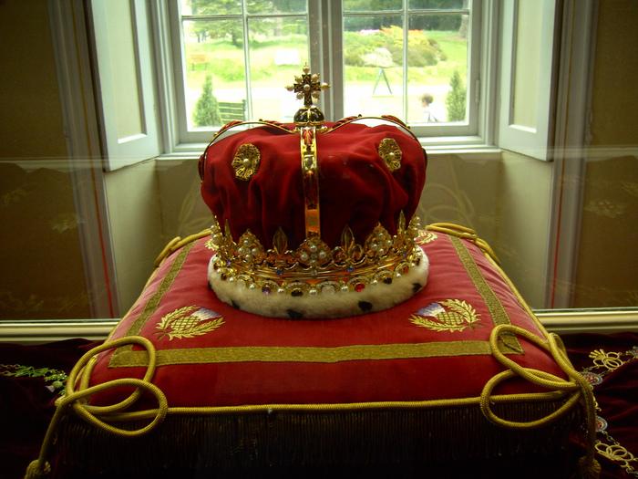 Замок Скоун (Scone Palace) 90070