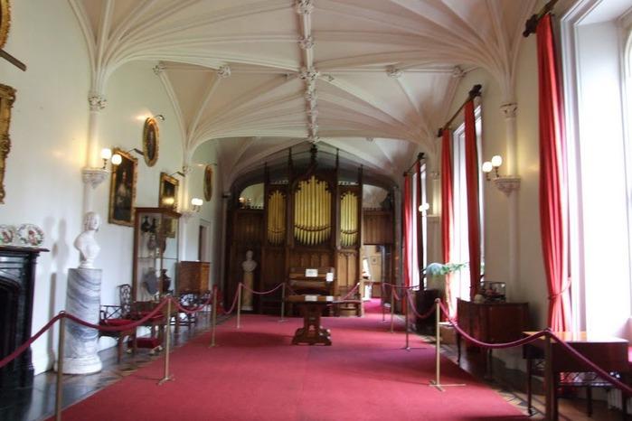 Замок Скоун (Scone Palace) 25974