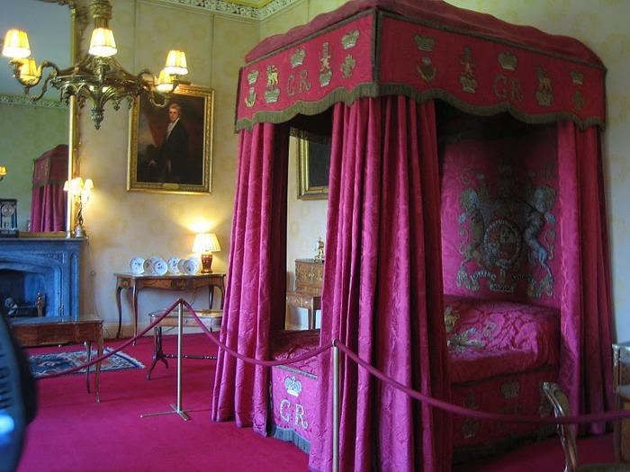 Замок Скоун (Scone Palace) 81127