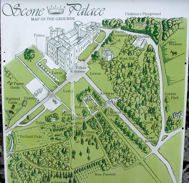Замок Скоун (Scone Palace) 59279
