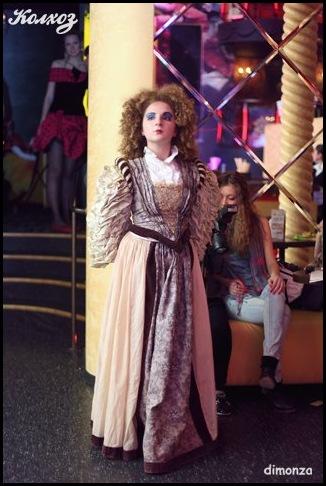 йынЙАЧыбоеН ТОЛГАМРАБ или одесские страсти по Алисе!