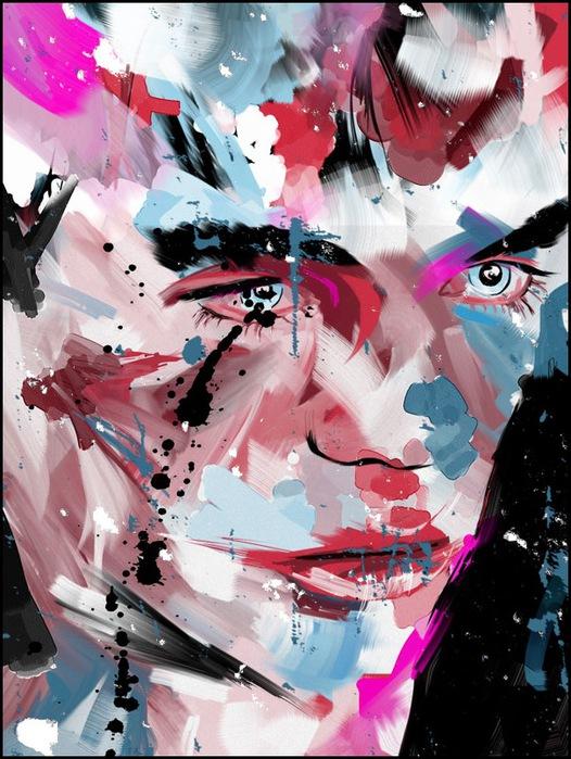 Цифровой художник Джилл Товей (Jill Tovey)