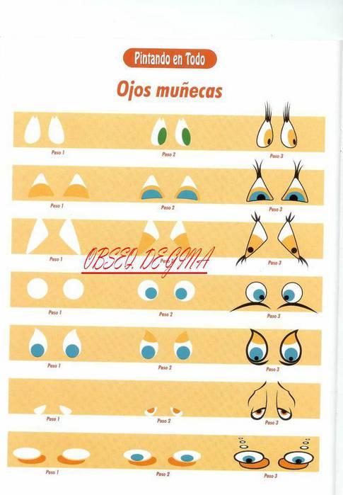 Рисуем лицо текстильной кукле 57841138_1271409134_Escanear0048