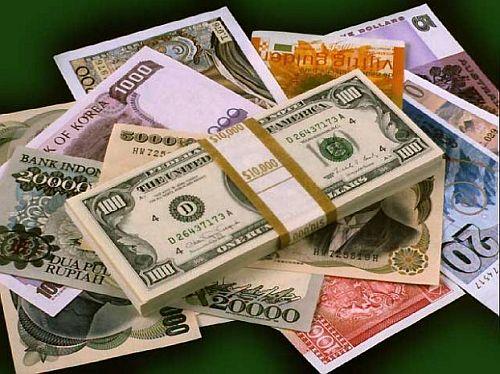 Курс доллара анекс тур
