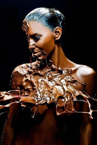 Девушка в шоколаде фото фото 739-192