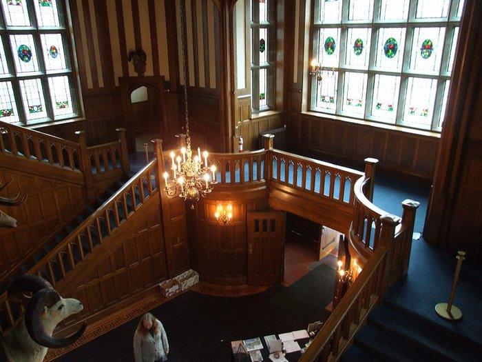 Замок Хэтли - Замок Hatley. 31362
